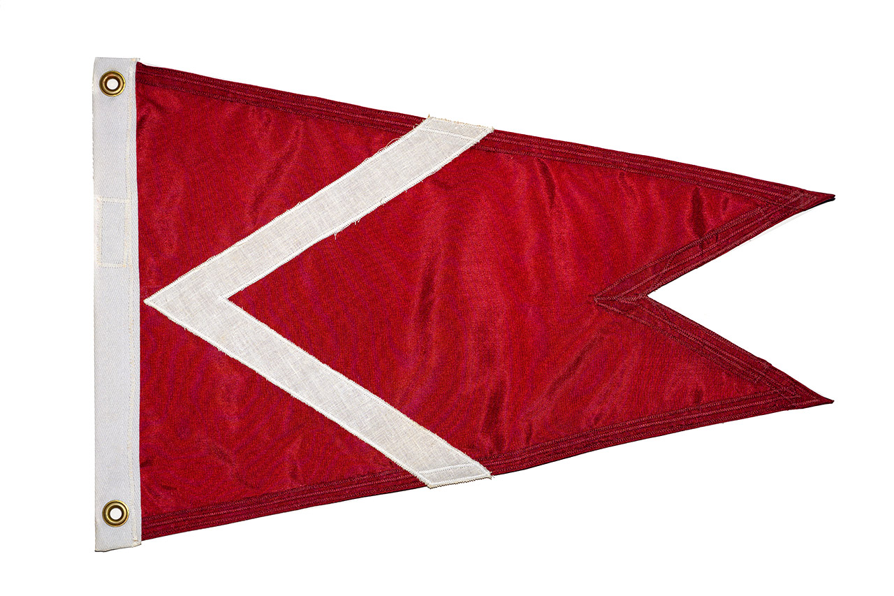 Volunteer Boat Club Burgee