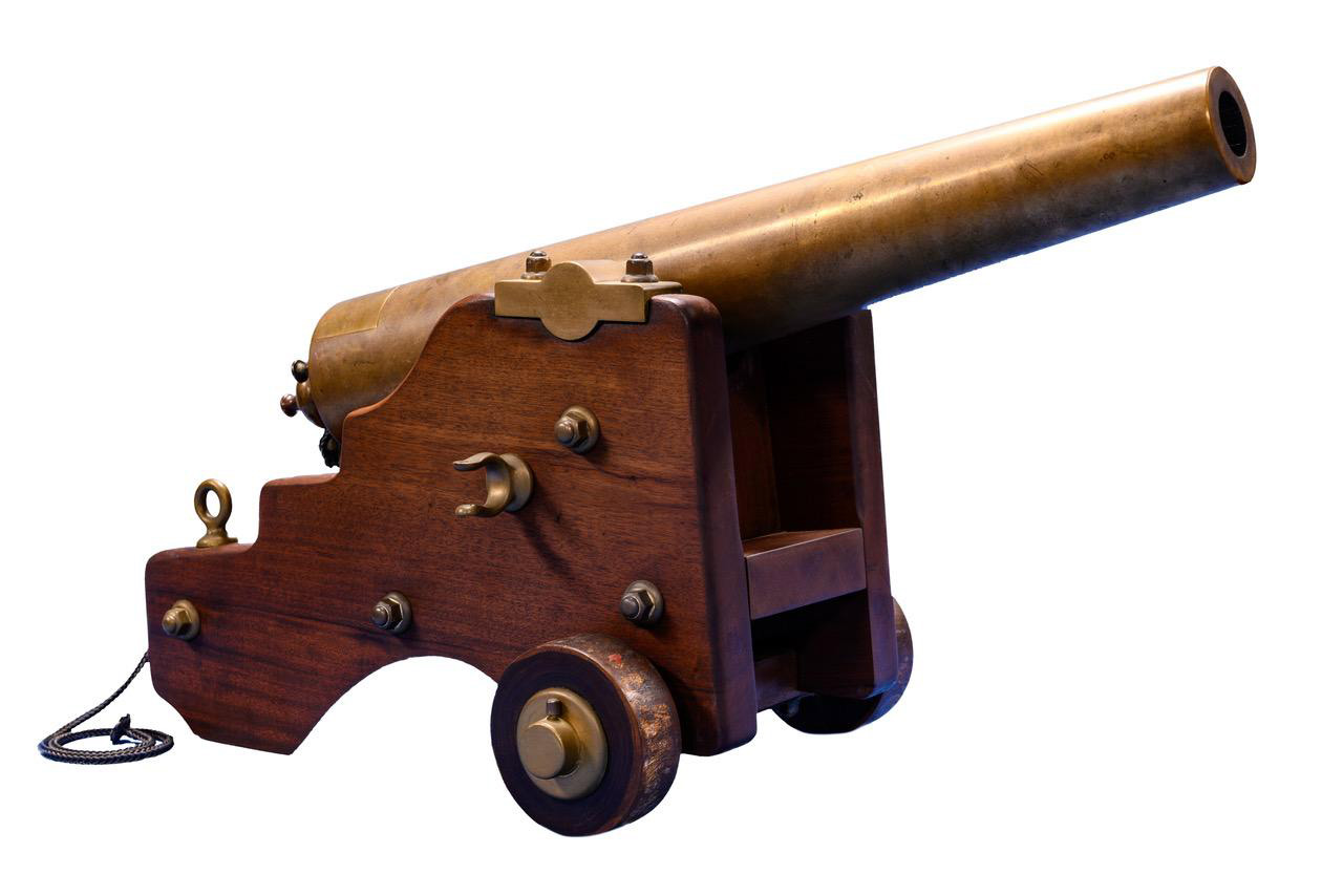 2 gauge big cannon white
