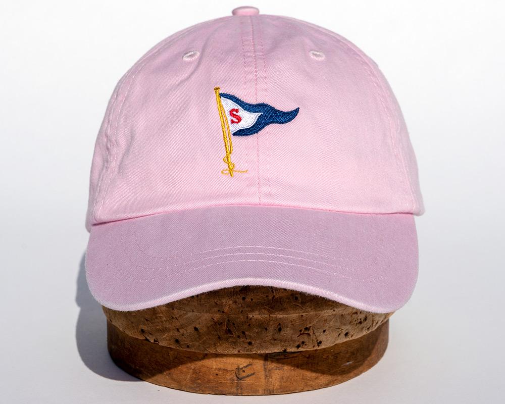 Pink soft cap