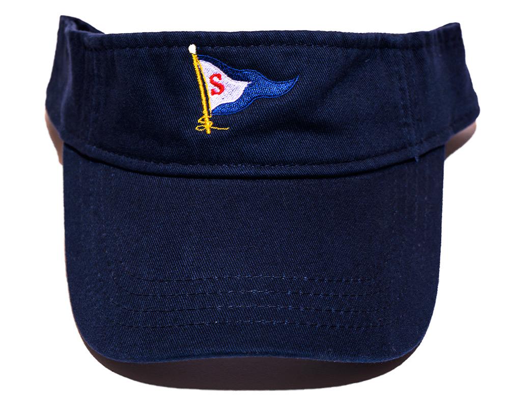 Navy colored Visor